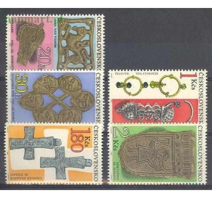 Znaczek Czechosłowacja 1969 Mi 1898-1902 Czyste **