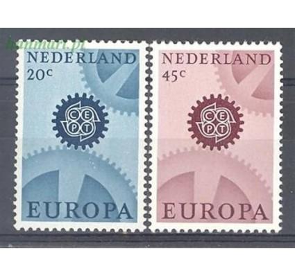 Holandia 1967 Mi 878-879y Czyste **