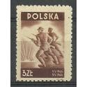 Polska 1946 Mi 438 Fi 405 Czyste **