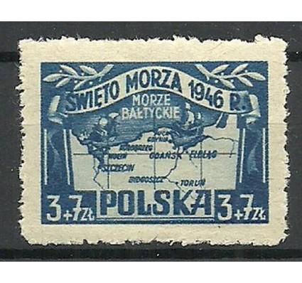 Znaczek Polska 1946 Mi 440 Fi 406 Czyste **