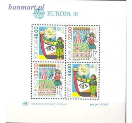 Znaczek Portugalia 1981 Mi bl 32 Czyste **