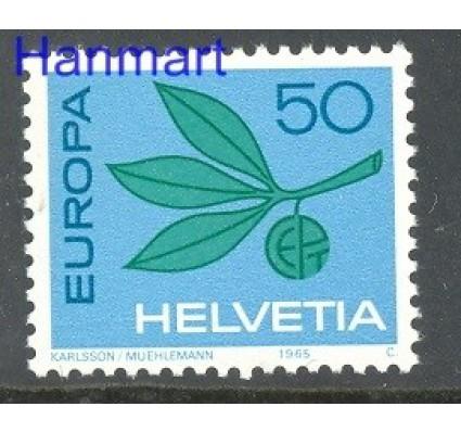 Znaczek Szwajcaria 1965 Mi 825 Czyste **