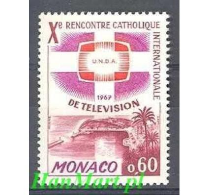 Znaczek Monako 1966 Mi 841 Czyste **