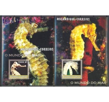 Mozambik 2002 Mi bl177-178 Czyste **