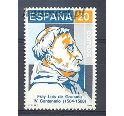 Znaczek Hiszpania 1988 Mi 2866 Czyste **