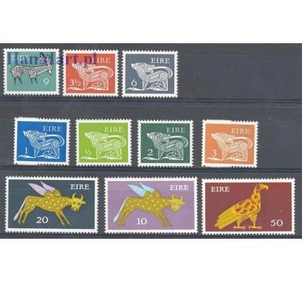 Znaczek Irlandia 1971 Mi 250-262zA Czyste **
