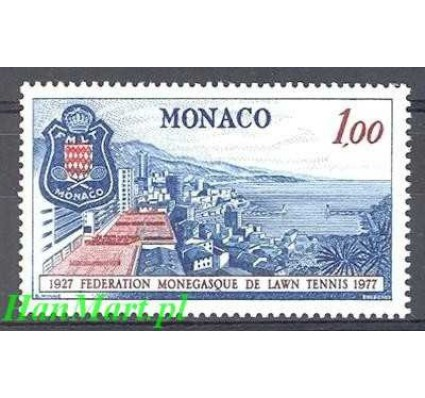 Znaczek Monako 1977 Mi 1297 Czyste **