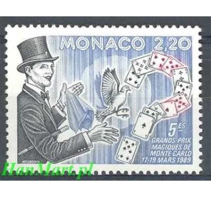 Znaczek Monako 1989 Mi 1904 Czyste **