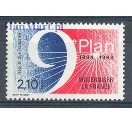 Znaczek Francja 1984 Mi 2475 Czyste **