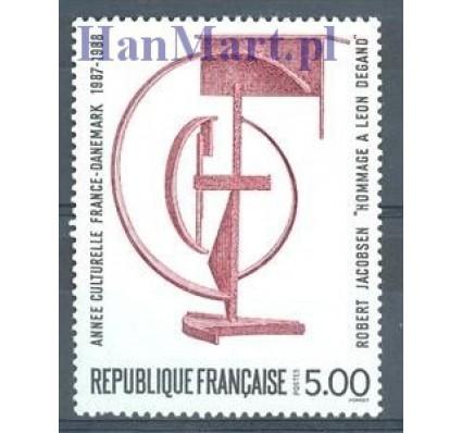 Francja 1988 Mi 2687 Czyste **