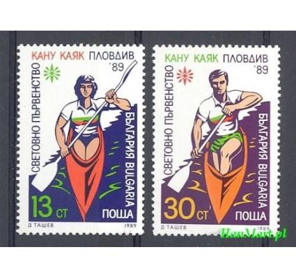 Bułgaria 1989 Mi 3772-3773 Czyste **
