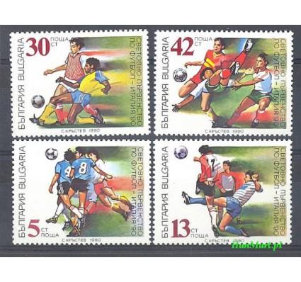 Bułgaria 1990 Mi 3825-3828 Czyste **
