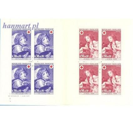 Znaczek Francja 1971 Mi mh 1777-1778 Czyste **