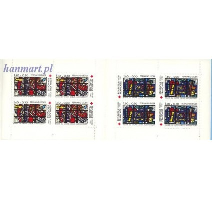 Znaczek Francja 1981 Mi mh 2295-2296 Czyste **