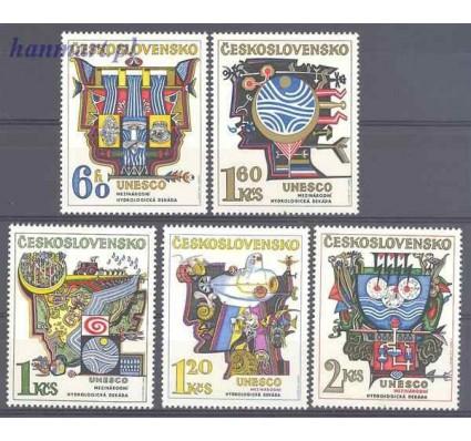 Znaczek Czechosłowacja 1974 Mi 2195-2199 Czyste **