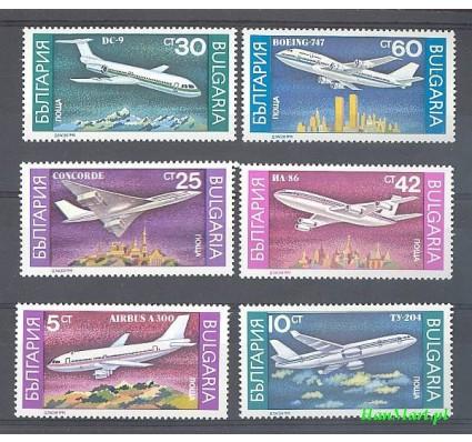 Bułgaria 1990 Mi 3858-3863 Czyste **