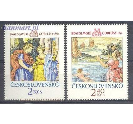 Znaczek Czechosłowacja 1974 Mi 2214-2215 Czyste **