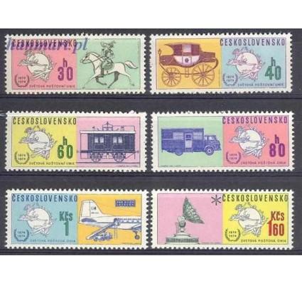 Znaczek Czechosłowacja 1974 Mi 2222-2227 Czyste **