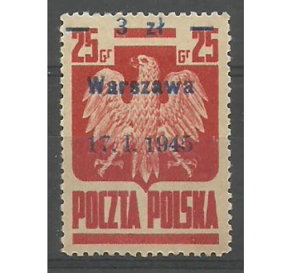 Polska 1945 Mi 390IXa Fi 350 Czyste **