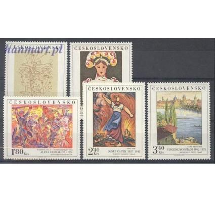 Znaczek Czechosłowacja 1975 Mi 2294-2298 Czyste **