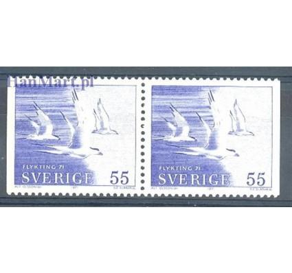 Znaczek Szwecja 1971 Mi 705Dl,Dr Czyste **