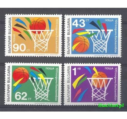 Znaczek Bułgaria 1991 Mi 3940-3943 Czyste **