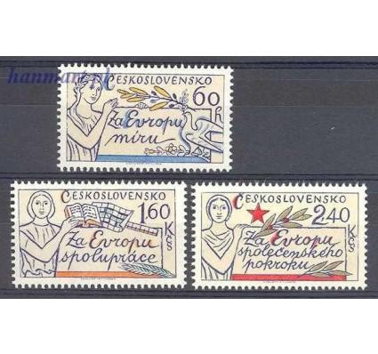 Znaczek Czechosłowacja 1977 Mi 2407-2409 Czyste **