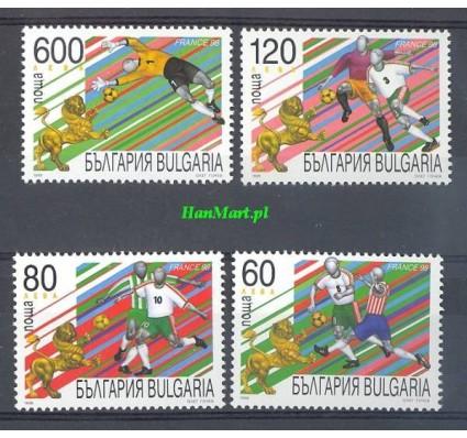 Bułgaria 1998 Mi 4343-4346 Czyste **