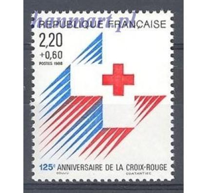 Znaczek Francja 1988 Mi 2692C Czyste **