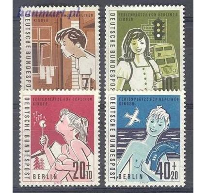 Znaczek Berlin Niemcy 1960 Mi 193-196 Czyste **
