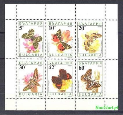Bułgaria 1990 Mi ark 3852-3857 Czyste **