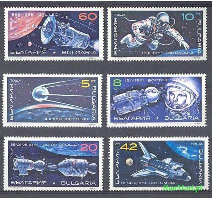 Bułgaria 1990 Mi 3870-3875 Czyste **