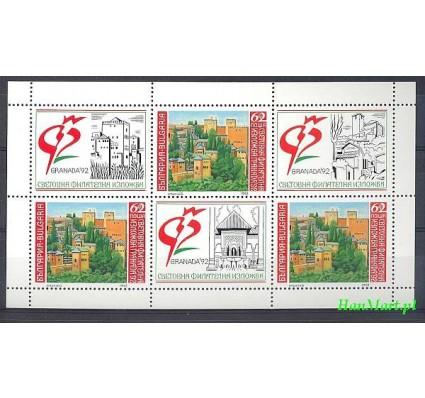 Bułgaria 1992 Mi ark 3981 Czyste **
