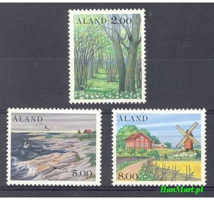 Wyspy Alandzkie 1985 Mi 11-13 Czyste **