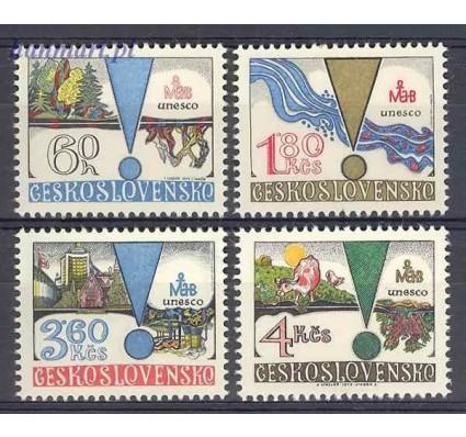 Znaczek Czechosłowacja 1979 Mi 2512-2515 Czyste **
