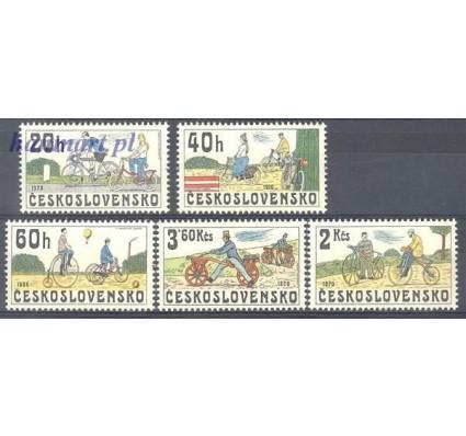 Znaczek Czechosłowacja 1979 Mi 2522-2526 Czyste **