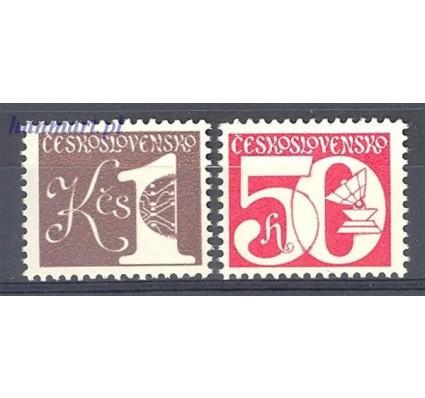 Czechosłowacja 1979 Mi 2527-2528 Czyste **