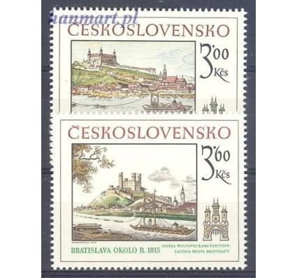 Znaczek Czechosłowacja 1979 Mi 2539-2540 Czyste **