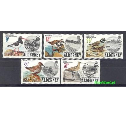 Alderney 1984 Mi 13-17 Czyste **