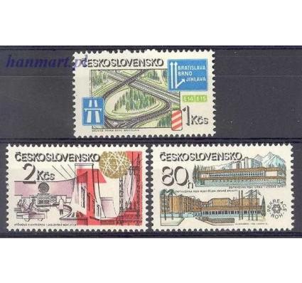 Znaczek Czechosłowacja 1981 Mi 2619-2621 Czyste **