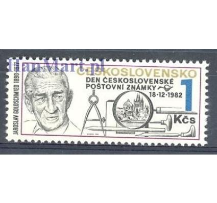 Znaczek Czechosłowacja 1982 Mi 2697 Czyste **