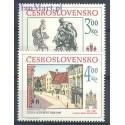 Czechosłowacja 1983 Mi 2733-2734 Czyste **