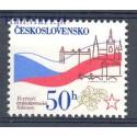 Czechosłowacja 1984 Mi 2748 Czyste **