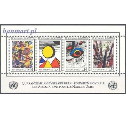 Znaczek Narody Zjednoczone Genewa 1986 Mi bl 4 Czyste **