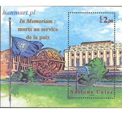 Znaczek Narody Zjednoczone Genewa 1999 Mi bl 12 Czyste **