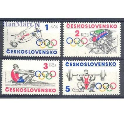Znaczek Czechosłowacja 1984 Mi 2782-2785 Czyste **