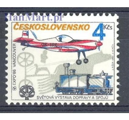 Znaczek Czechosłowacja 1986 Mi 2849 Czyste **