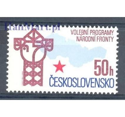 Znaczek Czechosłowacja 1986 Mi 2857 Czyste **