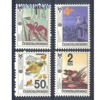 Znaczek Czechosłowacja 1987 Mi 2921-2924 Czyste **