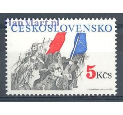 Znaczek Czechosłowacja 1989 Mi 3005 Czyste **